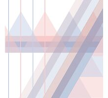 Abstract Pattern (Colour of the year) Photographic Print