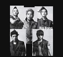 Big Bang in Black & White T-Shirt