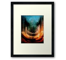 Buddha Meditation Enlightenment Framed Print