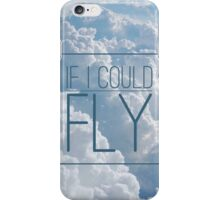 """""""If I Could Fly"""" Phone Case  iPhone Case/Skin"""