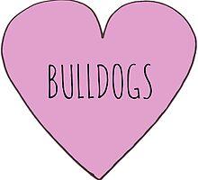 BULLDOG LOVE by Bundjum
