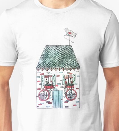 Cozy Cottage 2 Unisex T-Shirt