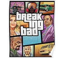 Breaking Bad 5 Poster
