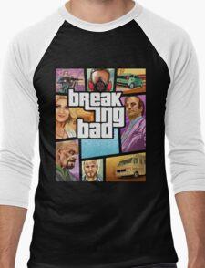 Breaking Bad 5 Men's Baseball ¾ T-Shirt