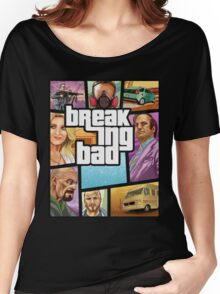 Breaking Bad 5 Women's Relaxed Fit T-Shirt