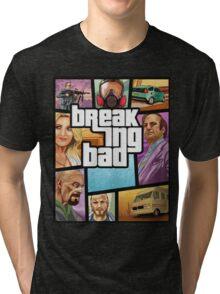 Breaking Bad 5 Tri-blend T-Shirt