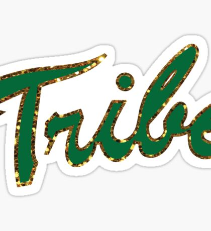 William and Mary Tribe II Sticker