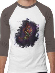 Skull Kid Men's Baseball ¾ T-Shirt