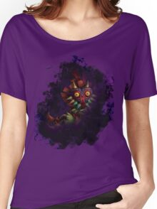 Skull Kid Women's Relaxed Fit T-Shirt