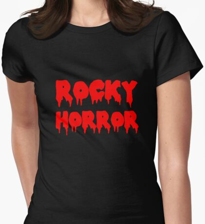 Rocky Horror Womens Fitted T-Shirt
