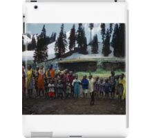 35mm Found Slide Composite - Untitled iPad Case/Skin