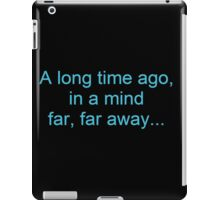 Star Wars Parody iPad Case/Skin