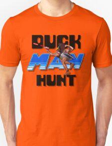 Duckman Hunt 8 Bit Retro Unisex T-Shirt