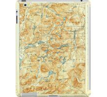 New York NY Paradox Lake 148190 1897 62500 iPad Case/Skin