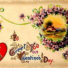 To Greet You on Valentine's Day by Michael May
