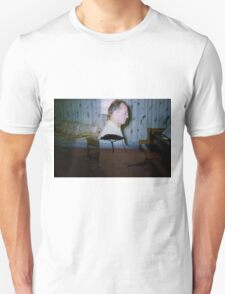 35mm Found Slide Composite - Piano Tree T-Shirt
