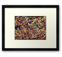 CIRCA1989 Framed Print