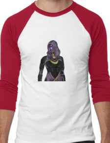 Tali'Zorah Mass Effect Men's Baseball ¾ T-Shirt