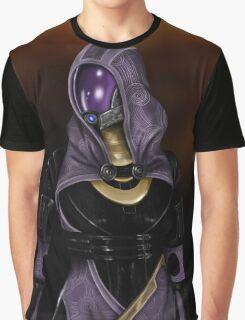Tali'Zorah Mass Effect Graphic T-Shirt
