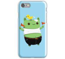Poophead iPhone Case/Skin