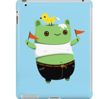 Poophead iPad Case/Skin