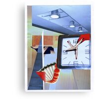 Daughter of Time Canvas Print