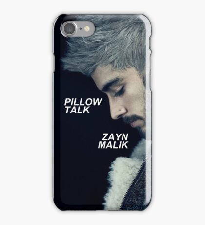 PILLOW TALK BY ZAYN MALIK iPhone Case/Skin