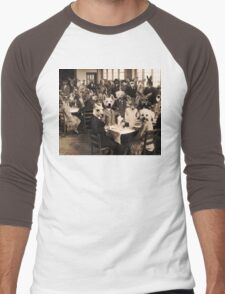Woodland Wedding et al Men's Baseball ¾ T-Shirt