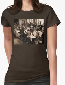 Woodland Wedding et al Womens Fitted T-Shirt