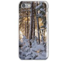 There Will Be Snow iPhone Case/Skin