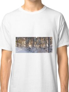 There Will Be Snow Classic T-Shirt
