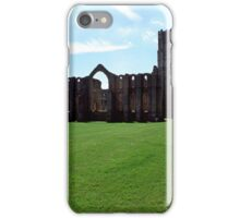 Fountains Abbey 13 iPhone Case/Skin