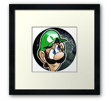 Luigi Framed Print
