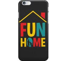 Fun Home Logo iPhone Case/Skin