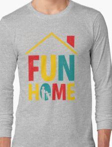 Fun Home Logo Long Sleeve T-Shirt