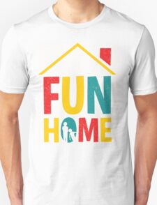 Fun Home Logo T-Shirt