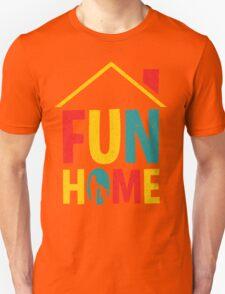 Fun Home Logo Unisex T-Shirt