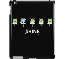 Kirlia - Shine iPad Case/Skin