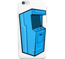 Arcade, Blue iPhone Case/Skin