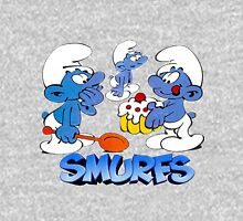 smurf Women's Fitted Scoop T-Shirt