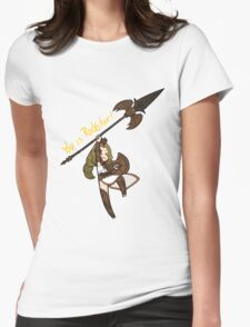 Smite - You is Rockstar! (Chibi) Womens Fitted T-Shirt