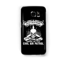 Always Vigilant Air Force  America Auxiliary of the United States Air  Samsung Galaxy Case/Skin