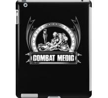 combat medic badge combat medic vietnam combat medic grandma combat me iPad Case/Skin
