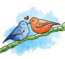 BIRDS by Will Evans