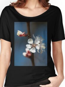 Cherry blossom flowering Women's Relaxed Fit T-Shirt