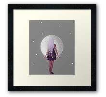 Surrealism #redbubble #home #style #fashion Framed Print