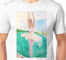 Dancing Swans Unisex T-Shirt