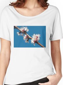 Cherry blossom flowers Women's Relaxed Fit T-Shirt