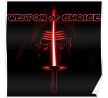 Weapon of Choice Poster