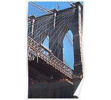 Bridge, New York Poster